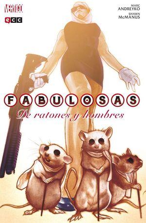 FABULOSAS #05. DE RATONES Y HOMBRES