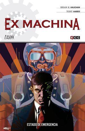 EX MACHINA #01. ESTADO DE EMERGENCIA (ECC)