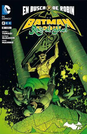 BATMAN Y ROBIN #09