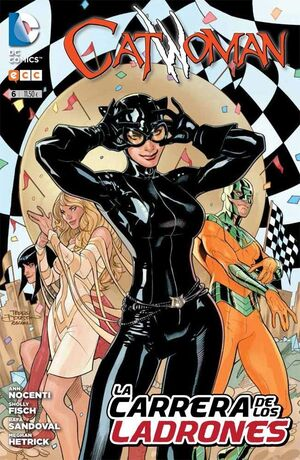 CATWOMAN #06