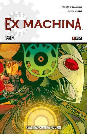 EX MACHINA #03. REALIDAD CONTRA FICCION (ECC)