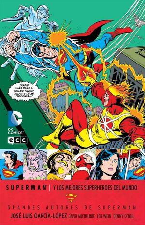 GRANDES AUTORES DE SUPERMAN: J.L. GARCIA LOPEZ - SUPERMAN Y SUPERHEROES