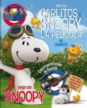 SNOOPY Y CARLITOS: JUEGA CON SNOOPY