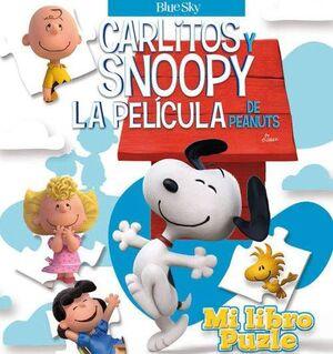 CARLITOS Y SNOOPY: MI LIBRO PUZLE