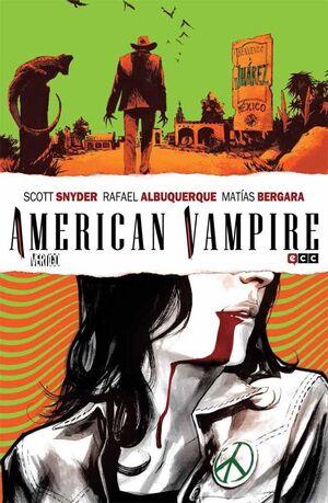 AMERICAN VAMPIRE #07 (CARTONE)