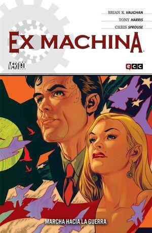 EX MACHINA #04. MARCHA HACIA LA GUERRA (ECC)