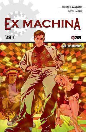 EX MACHINA #05. MALOS HUMOS (ECC)