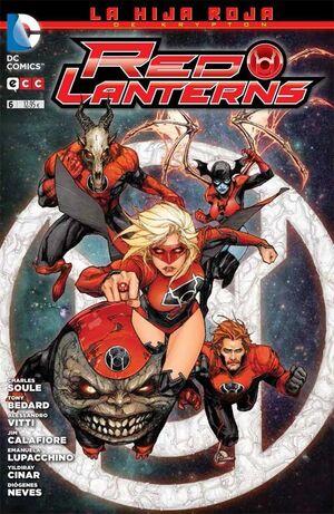 RED LANTERNS #06