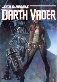 STAR WARS DARTH VADER #003