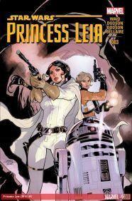 STAR WARS PRINCESA LEIA #003