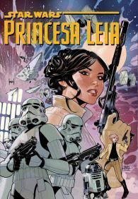 STAR WARS PRINCESA LEIA #004