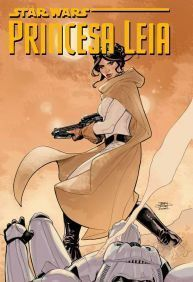 STAR WARS PRINCESA LEIA #005