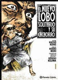 NUEVO LOBO SOLITARIO Y SU CACHORRO #01