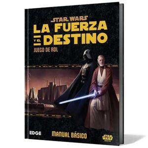 STAR WARS JDR: LA FUERZA Y EL DESTINO