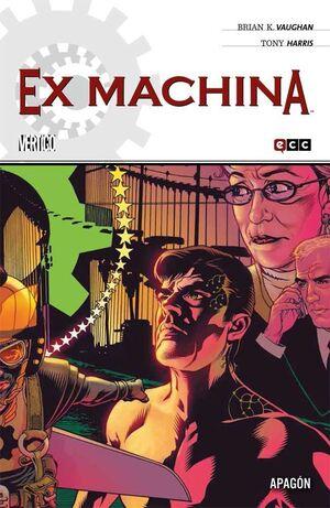 EX MACHINA #06. APAGON (ECC)