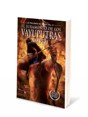 LA TRILOGIA DE SHIVA VOL.3: EL JURAMENTO DE LOS VAYAPUTRAS