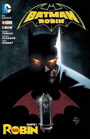 BATMAN Y ROBIN #10