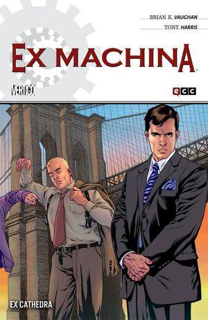 EX MACHINA #07. EX CATHEDRA (ECC)