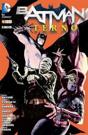BATMAN ETERNO #08