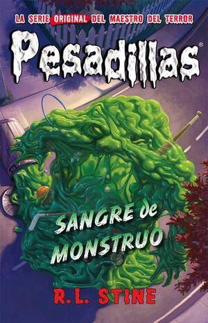 PESADILLAS 15: SANGRE DE MONSTRUO