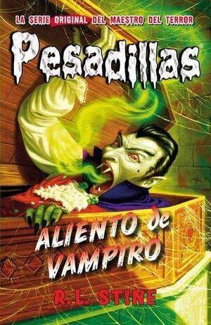 PESADILLAS 18: ALIENTO DE VAMPIRO