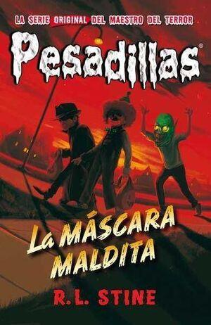 PESADILLAS 19: LA MASCARA MALDITA