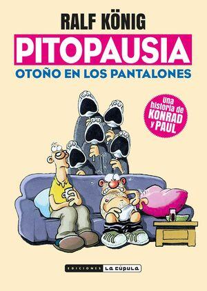 PITOPAUSIA. OTOÑO EN LOS PANTALONES