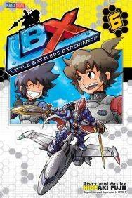 LITTLE BATTLERS EXPERIENCE (LBX) #06