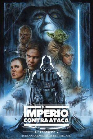 STAR WARS EP V. EL IMPERIO CONTRAATACA (CARTONE)