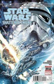 STAR WARS: IMPERIO DESTRUIDO #02 (SHATTERED EMPIRE)