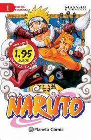 NARUTO #01 (PROMOCION ESPECIAL)