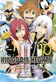 KINGDOM HEARTS II #10