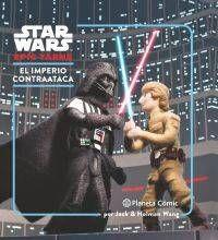 STAR WARS EPIC YARNS #02. EL IMPERIO CONTRAATACA