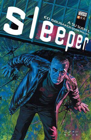 SLEEPER #01: A SU SUERTE (ECC)