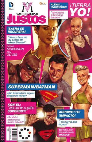 EL MULTIVERSO #003: LA SOCIEDAD DE SUPERHEROES - LOS JUSTOS