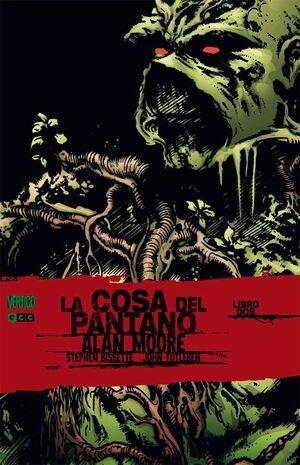 LA COSA DEL PANTANO DE ALAN MOORE #02 (ECC)