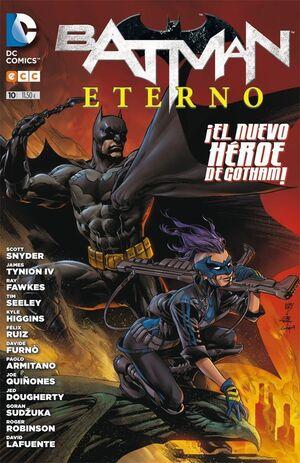 BATMAN ETERNO #10