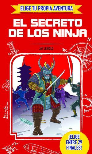 EL SECRETO DE LOS NINJA
