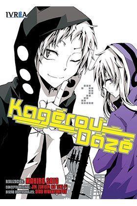 KAGEROU DAZE #02