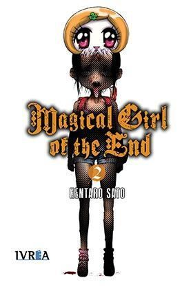 MAGICAL GIRL OF THE END #02