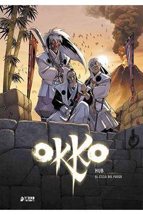 OKKO #04 EL CICLO DEL FUEGO. INTEGRAL (YERMO EDICIONES)
