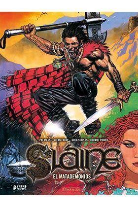 SLAINE #01: EL MATADEMONIOS