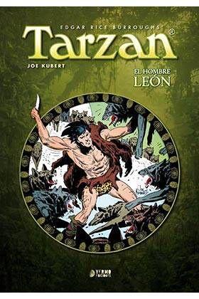 TARZAN: EL HOMBRE LEON VOL. 3