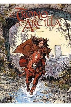 EL TRONO DE ARCILLA #02