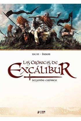 LAS CRONICAS DE EXCALIBUR VOL. #02