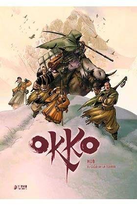 OKKO #02. EL CICLO DE LA TIERRA. INTEGRAL (YERMO EDICIONES)