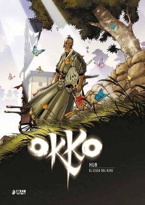 OKKO #03. EL CICLO DEL AIRE. INTEGRAL (YERMO EDICIONES)