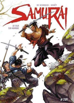 SAMURAI #02. LA ISLA SIN NOMBRE