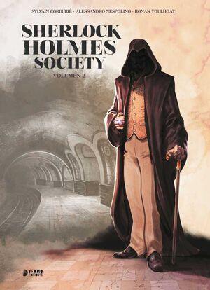 SHERLOCK HOLMES SOCIETY #02