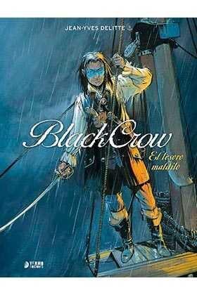 BLACK CROW #01: EL TESORO MALDITO